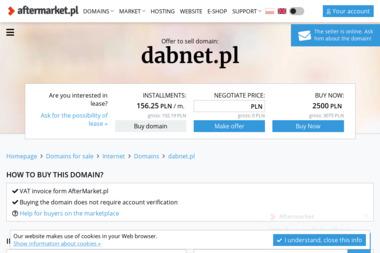Operator Internetowy Sieci Dabnet PB Consulting - Serwis komputerowy Dąbrowa Górnicza