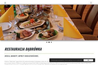 Restauracja Dąbrówka - Catering Białystok
