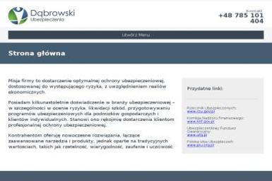 Kancelaria Ubezpieczeniowa Patryk Dąbrowski - Firma Ubezpieczeniowa Niechlów