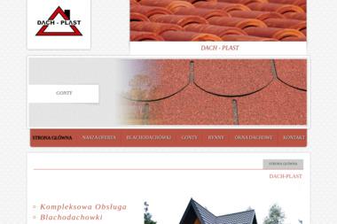 Dach Plast Kulig Waldemar - Okna PCV Płońsk