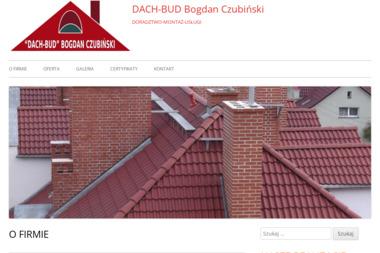 Zakład Usługowo Handlowy Dach Bud Bogdan Czubiński - Dachy Wymiarki