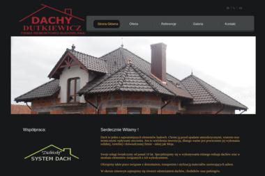 Firma remontowo-budowlana Jarosław Dutkiewicz - Dachy Jaraczewo