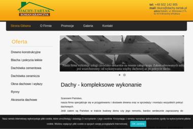 Dachy Roman Krawczyk - Dachy Natalin