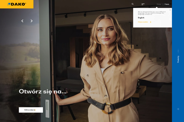 DAKO Fabryka Okien Salon Firmowy - Okna Busko-Zdrój