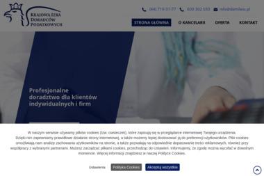 Kancelaria Doradztwa Podatkowego G.Niewiadomska, J.J.Cyran - Leasing Samochodu Ujazd