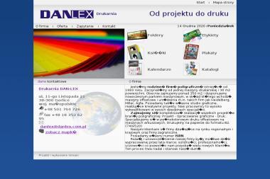 DAN-LEX - Drukarnia Gorlice