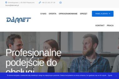Dannet Usługi Informatyczne - Agencja Interaktywna Piaseczno