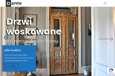 Salon Drzwi i Okien Dante - Stolarka Okienna PCV Orzesze