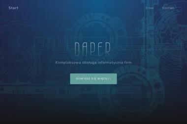 Daper Technologie Informatyczne Dariusz Pietkiewicz - Usługi Komputerowe Prabuty