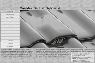 Dar-Mex Dębowski Dariusz - Odśnieżanie dróg i placów Zgierz