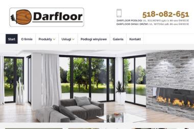 Darfloor - Podłogi drewniane, panele Świecie