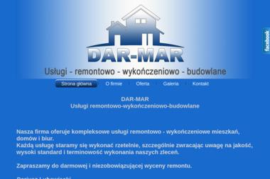 Dar-Mar Usługi Remontowo-Wykończeniowo-Budowlane Dariusz Lubowiecki - Elewacje Nowe Miasto Lubawskie