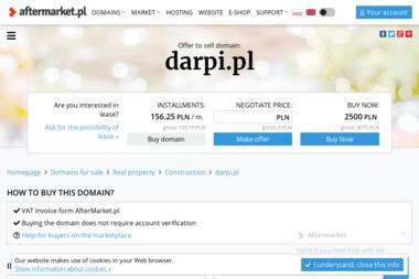 Darpi Fib Dariusz Piesak. Instalacje przemysłowe, instalacje wod-kan-gaz-c.o - Spawacz Bielsko-Biała
