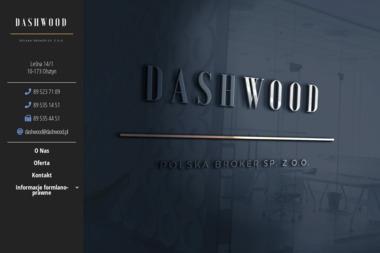 Dashwood Polska Broker Sp. z o.o. - Ubezpieczenie firmy Olsztyn
