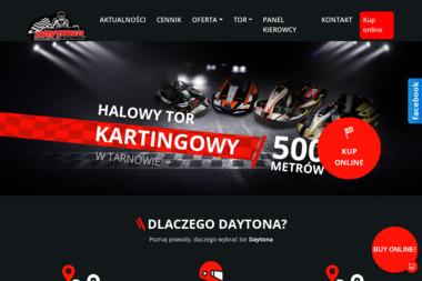 Tor Kartingowy Daytona Tarnów - Catering Dla Firm Tarnów