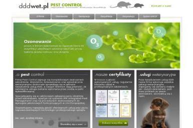 Pest Control - profilaktyka i zwalczanie szkodników sanitarnych - Dezynsekcja i deratyzacja Górowo Iławeckie