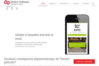Marek Stachura Dedico Software - Drukarnia Słupsk
