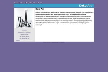 Deko-Art Sp. z o.o. - Obróbka metali Malachin
