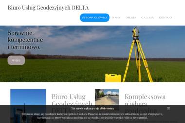 Biuro Usług Geodezyjnych DELTA Tomasz Kosieniak - Geodezja Bydgoszcz