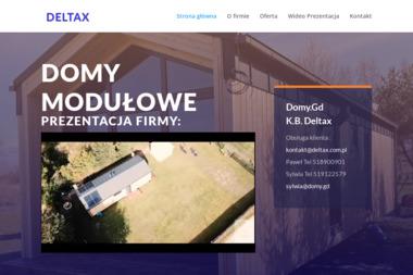 Paweł Pałubicki Korporacja Budowlana Deltax - Budowa domów Upiłka