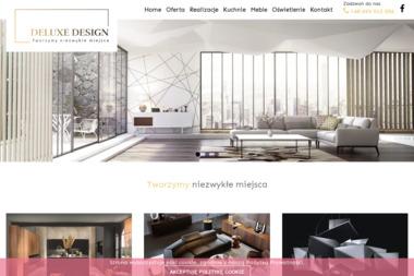 Deluxe Design - Architekt Wnętrz Gorzów Wielkopolski