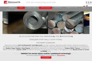 Demark Spółka Jawna Wojciechowski & Krzywdziński - Hydraulik Toruń