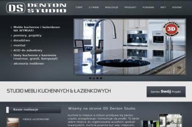 DS Denton Studio. Studio mebli kuchennych i łazienkowych - Meble na wymiar Legnica