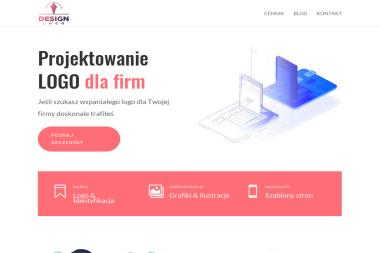 Designlogo - Grafik Murowana Goślina