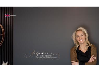 Desire Dagmara Czarnobaj Zielińska - Projektant Wnętrz Kwidzyn