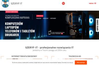 PPHU Desire Damian Lipski. Komputery, internet - Serwis komputerowy Myszków