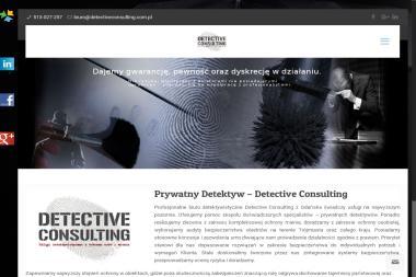 Detective Consulting. Usługi detektywistyczne - Wykup Długów Gdańsk