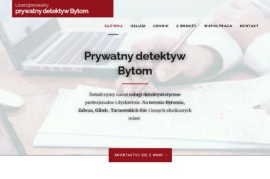 Prywatny Detektyw Bytom - Detektyw Bytom
