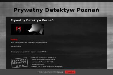 Fenix Biuro Detektywistyczne - Detektyw Poznań