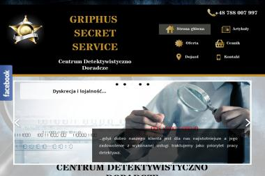 Griphus Secret Service Centrum Detektywistyczno-Doradcze - Biuro Detektywistyczne Rybnik