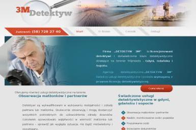 Detektyw 3M - Prywatni Detektywi Gdynia