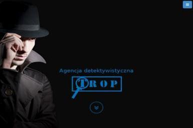 Agencja Usług Detektywistycznych i Ochrony Mienia Trop - Detektyw Gdańsk