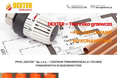 PPUH Dexter Sp. z o.o. Centrum Termorenowacji i Technik Pomiarowych w Budownictwie - Hydraulik Ciechanów