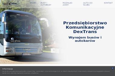 Dex Trans Sp. z o.o. - Przewozy Wałbrzych
