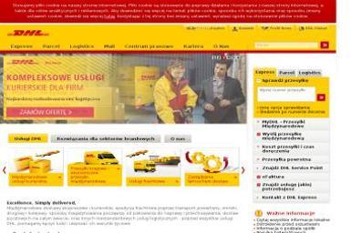 DHL Express Poland Sp. z o.o. - Kurier Choroszcz