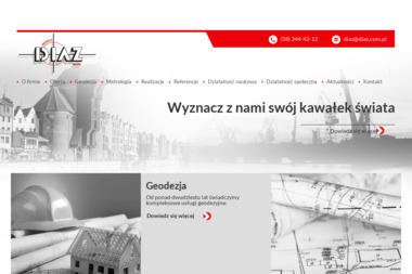 FUH Diaz - Geodeta Gdańsk