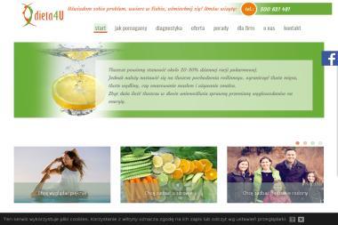 Dieta4U. Dietetyk, dieta - Dietetyk Tczew