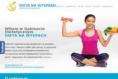 Gabinet Dietetyczny Dieta Na Wyspach Marta Górnikiewicz - Dietetyk Świnoujście