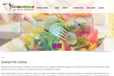 Poradnia Dietetycza Mgr Monika Goździkowska. Dietetyk, Fitness Extreme - Dieta Odchudzająca Piła