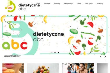 Dietetyczne abc. Dietetyk, dieta, odchudzanie - Dietetyk Słupsk