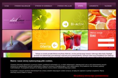 Dietline Poradnia Dietetyczna. Dieta, dietetyk - Dietetyk Gdynia