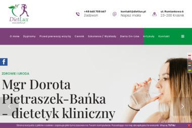 Gabinet Dietetyczny Dietlux - Dietetyk Janów Lubelski