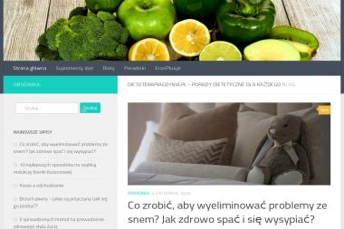 Poradnia Dietetyczna Dietoterapia - Dietetyk Gdynia