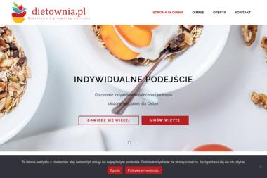 Poradnia Dietetyczna Dietownia.pl - Magister Dietetyki Marta Kalinowska - Dietetyk Wejherowo