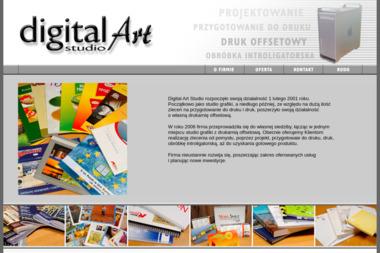 Digital Art Studio Gała Przemysław - Wizytówki na Zamówienie Kielce