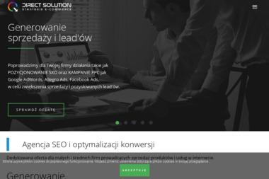 Direct Solution Marek Wiśniewski - Agencja interaktywna Łęka Opatowska
